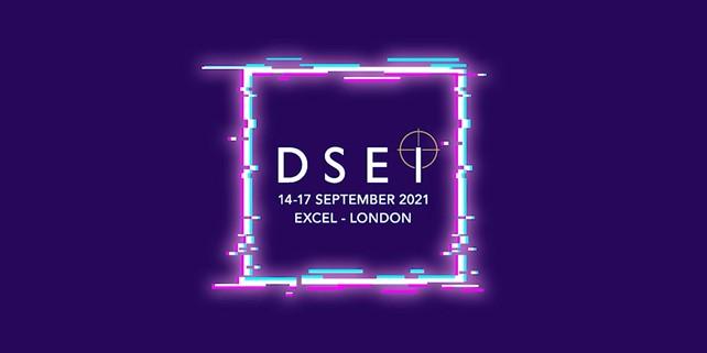 DSEI 14-17 September 2021 Excel London