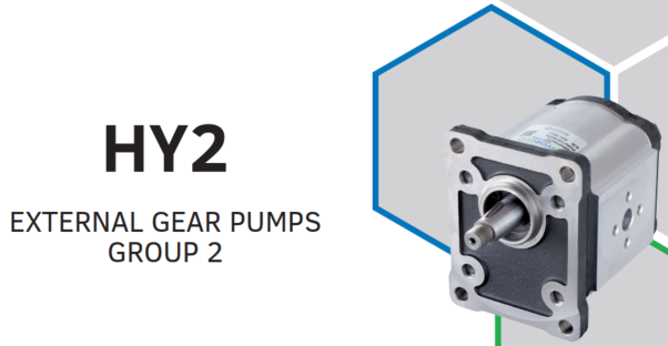 Product News - Hydreco HY Gear Pumps and Motors