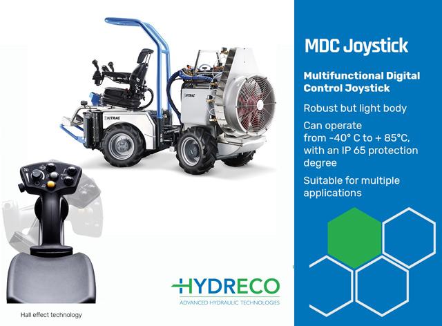 Hydreco MDC Joystick