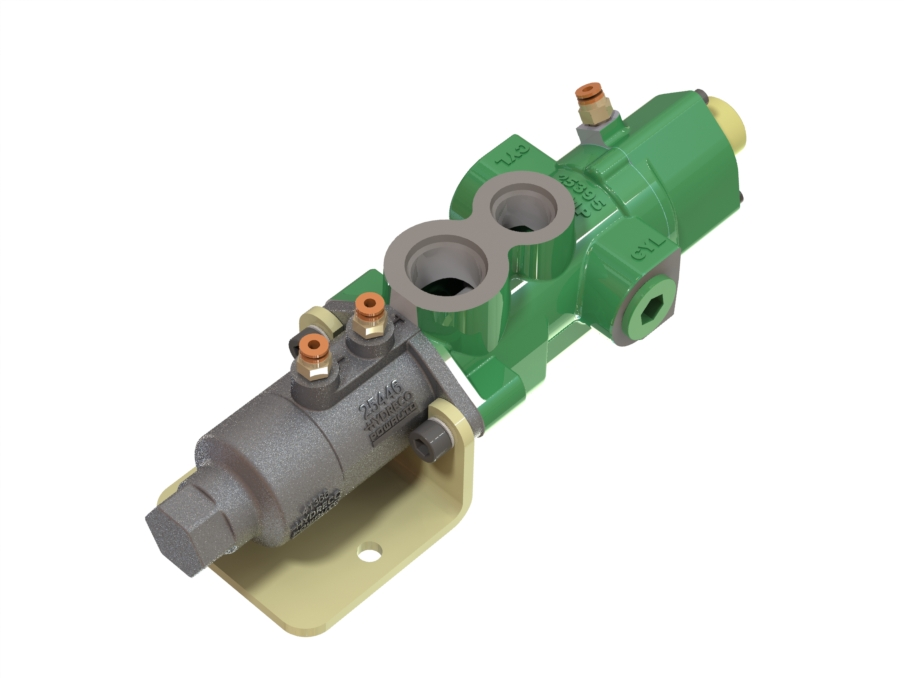 New Product Release - VA87 Series Tipping Valve