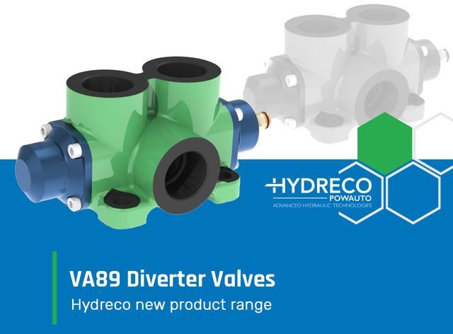 New VA89 Diverter Valve