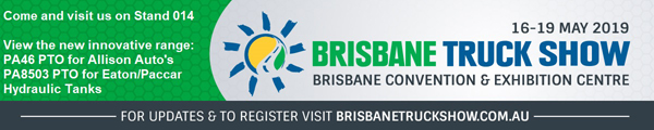Brisbane Truck Show 16-19 May 2019