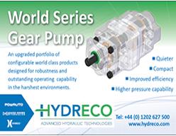 新齿轮泵在设计、技术、制造的开发