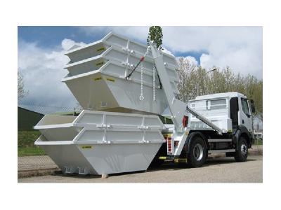 Skip Loader Trucks