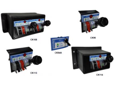 CK90 - CK114 Cab Controls