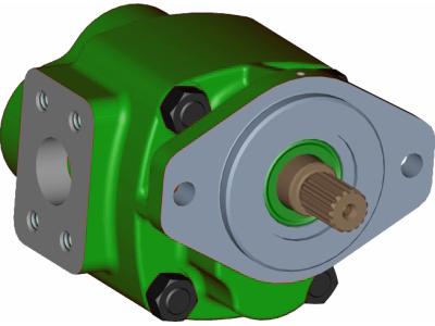 Gear pump WSP50