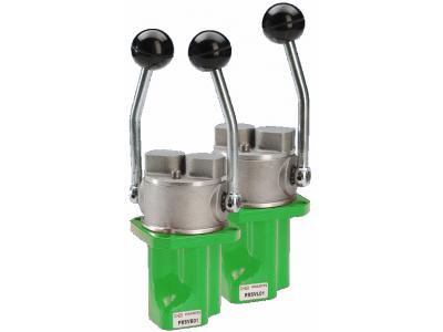 Pilot valves HPVB and HPVE