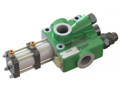 The VA105 valves provide another option for single tipper applications with high flow rates and options for dual pressure, 2 speed lower, port reliefs or pressure switches.