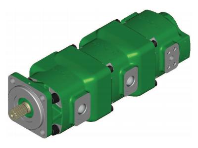 Gear pump WSP40