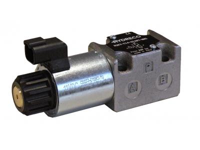 Proportional Flow Control Valve with Pressure Compensation