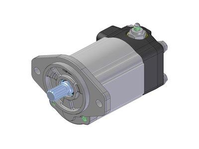 HY Series Aluminium Gear Pump