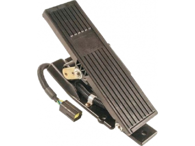Electraulics Accelerator Pedal