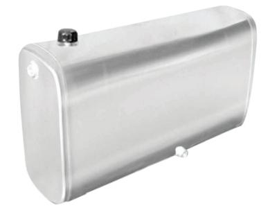 Aluminium over chassis oil tank