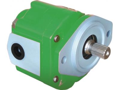 QX5 Series helical gear pumps