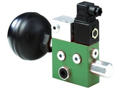 SUH - Hydraulic pilot circuit supply units