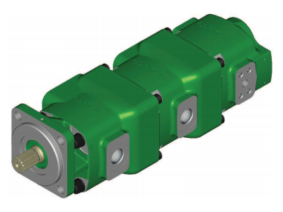 WSP World Series Gear Pumps