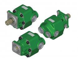 PUA Gear Pumps